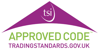 TSI Approved code trading standards