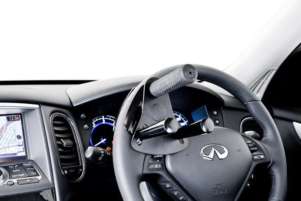 Steering Aid - Tetra Grip