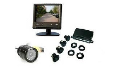 LCD Monitor With Camera