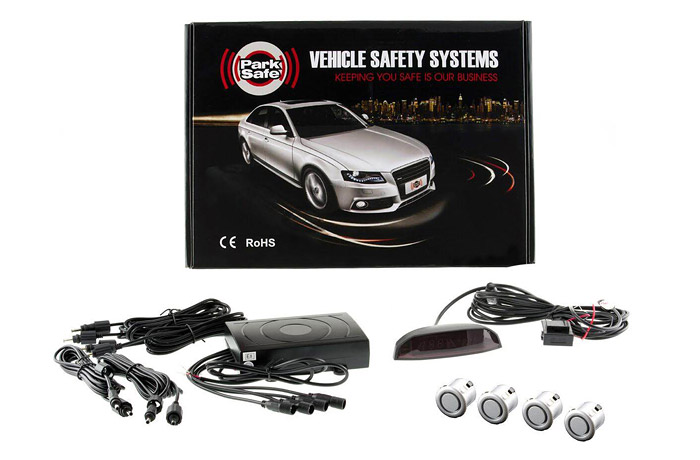 Park Safe Vehicle Reversing Sensors