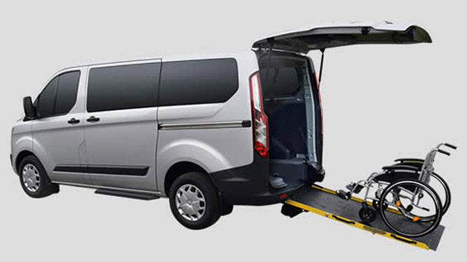 Wheel Chair Access Vehicle